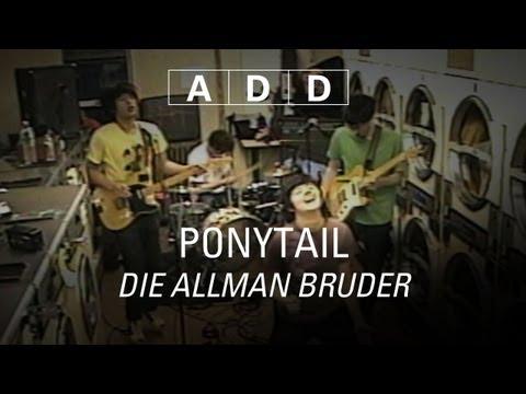 Ponytail - Die Allman Bruder - A-D-D
