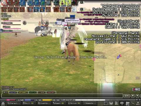 Mabinogi Tithe random video 10