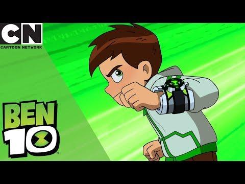 Ben 10 | Ben Transforms into Ben | Cartoon Network