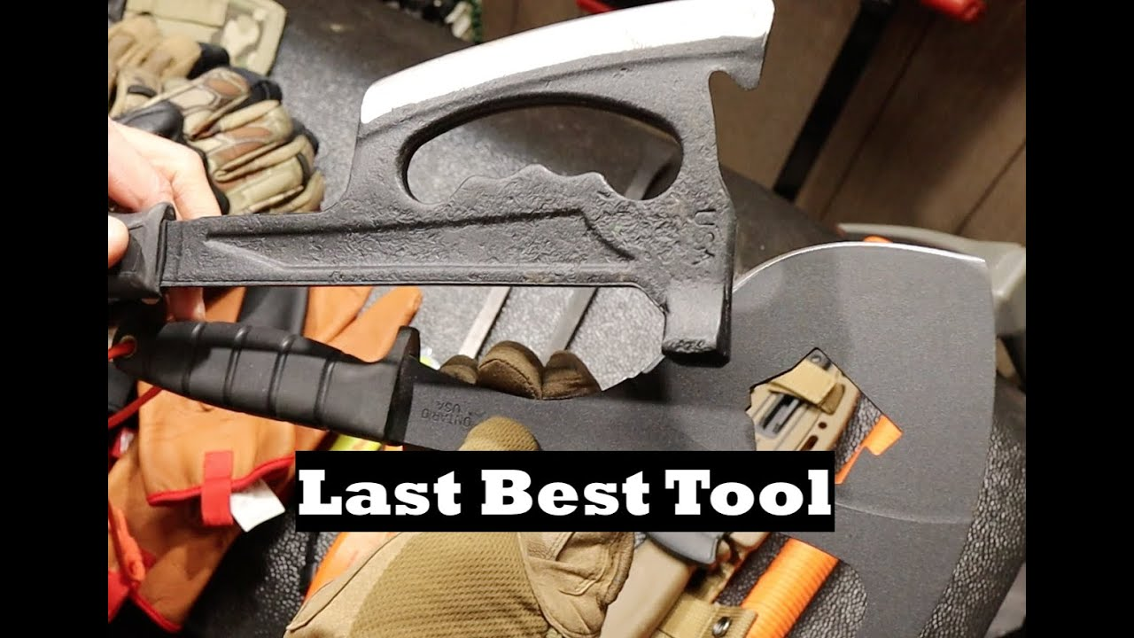 Download Apocalaxe, Spax, Halligan and Other Breaching/Rescue Tools at Last Best Tool