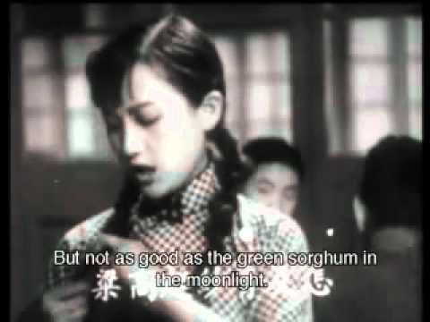 Zhou Xuan Singing Song of Four Seasons   YouTube