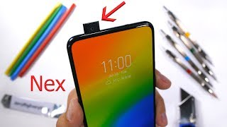 Vivo Nex S - Hidden Camera Durability Test! - Scratch and Bend thumbnail