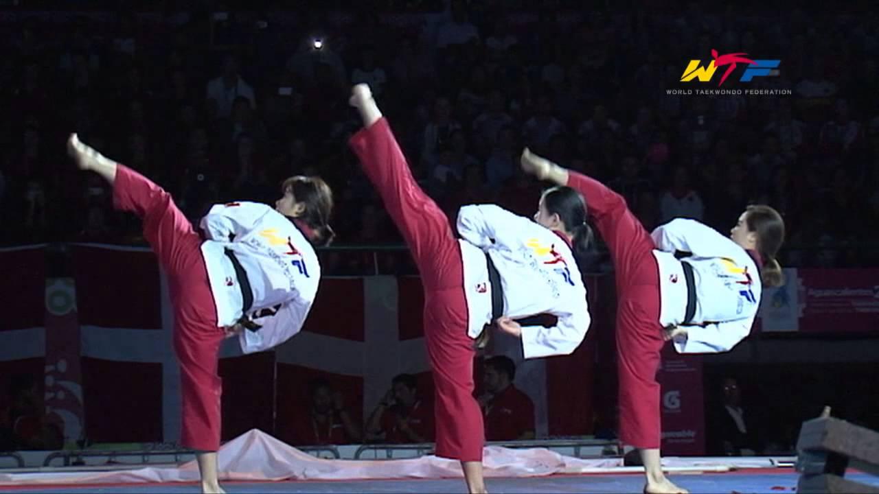 taekwondo poomsae 1 8 pdf