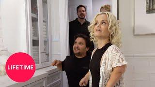 Terra's Big House: Master Bath Reveal  Episode 2  | Little Women: La | Lifetime