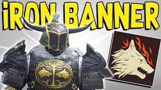 Destiny 2 - IRON BANNER QUEST & NEW REWARDS! Lord Saladin Quest, New Rewards, & Tokens