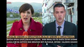 Zatvorena Birališta U Hrvatskoj, Poznati Rezultati Izlaznih Anekta