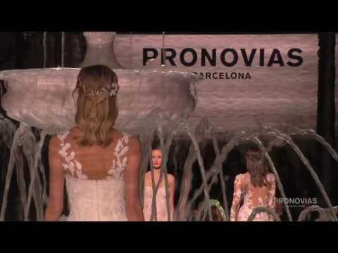 Atelier Pronovias 2018 Collection Fashion Show Runway