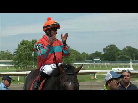 video thumbnail for MONMOUTH PARK 6-16-19 RACE 7