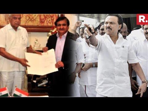 Tamil Nadu Govt Vs DMK Over VC Appointment