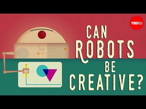 Video image: Can robots be creative? - Gil Weinberg