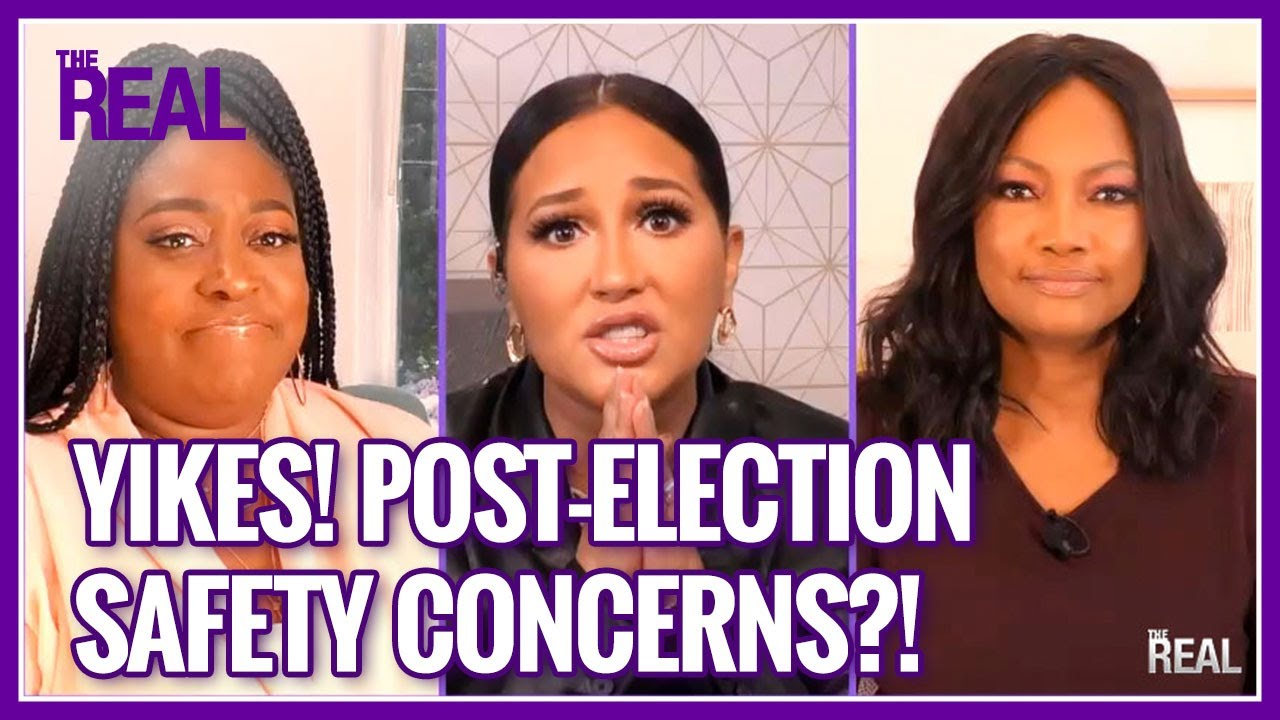 Full Girl Chat: Yikes! Post-Election Safety Concerns?!