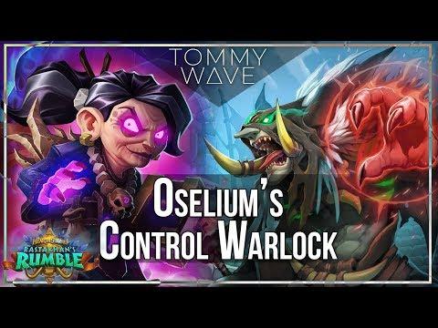 Oselium's Control Warlock - Hearthstone Decks