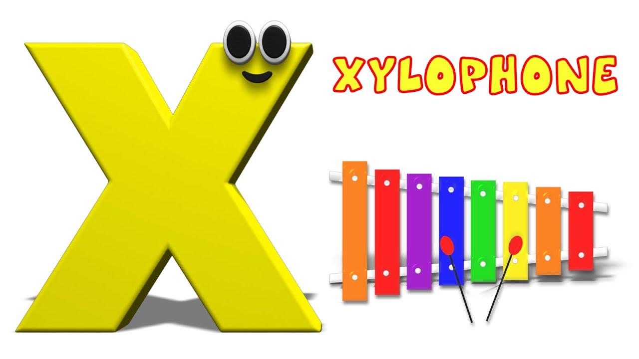 Phonics Letter X Song Learning The Alphabets With Toddlers Abc