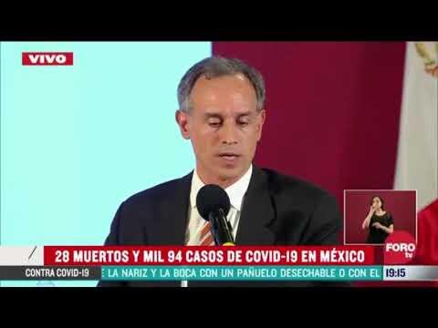 Nuevas Medidas De La Secretaria De Salud Por El Coronavirus O Covid 19