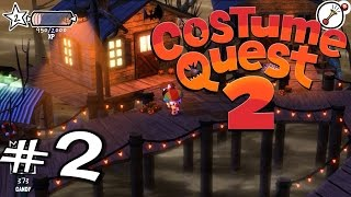 Costume Quest 2 | E02 | Lower Bayou! (Gameplay / Playthrough / 1080p)