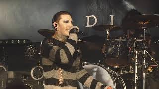 Motionless In White - Voices Live in The Woodlands / Houston, Texas