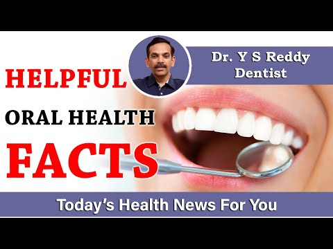 Oral hygiene | Oral health | Need for oral hygiene | Dr. Y S Reddy #Dentist