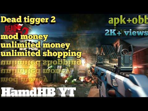 Dead Trigger 2 Mod Apk Obb No Root Youtube