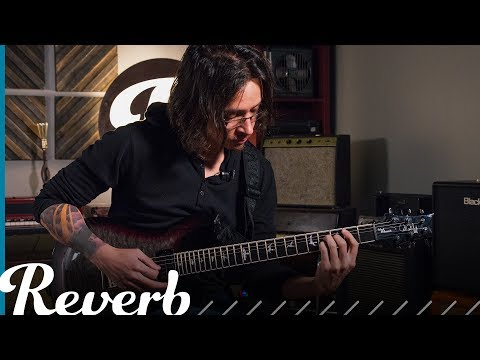 """Mark Holcomb teaches """"Marigold"""" by Periphery on Guitar 