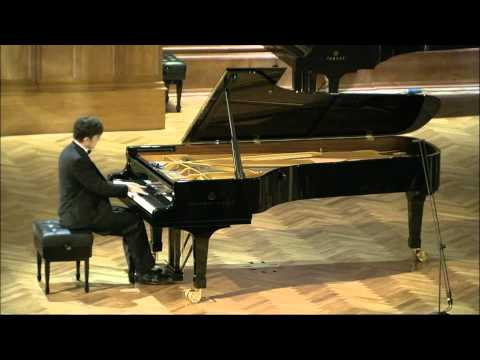 Alexander Romanovsky plays Rachmaninov Piano Sonata No. 2 in B-flat minor, Op. 36
