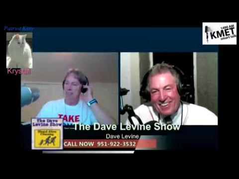 KMET 1490 AM Dave Levine Show and Guest Glenn Stull June 22nd