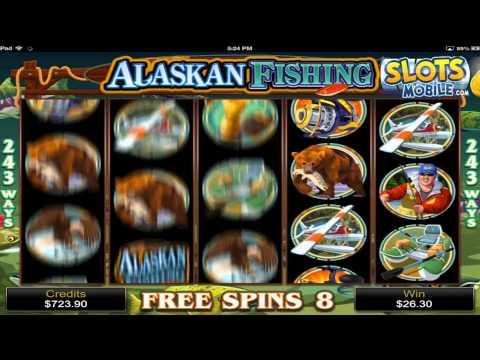 Alaskan Fishing Mobile Slot