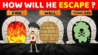 3 RIDDLES Popular on Escape Mystery (PART-7) | Can You Solve It? | RIDDLES Popular in United States