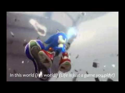 Sonic: His World (Zebrahead) [With Lyrics]