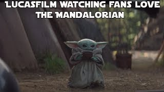 Why are Star Wars fans not debating the Mandalorian?