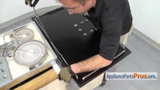 Cooktop Glass Cooktop Assembly (part #WB62T10152) - How To Replace