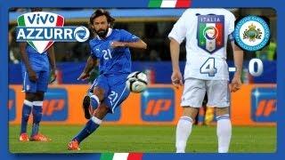 Italia-San Marino 4-0 (31 maggio 2013)