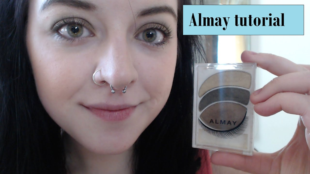 how to: almay intense i-color:how to get it for under a