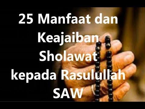 Keajaiban Sholawat Untuk Kehidupan Kita