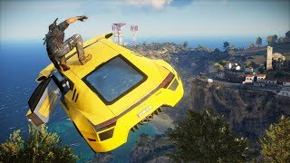 Just Cause 3: Explosions Only Allowed!