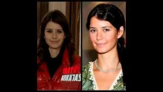 Turkish actresses with and without make-up????