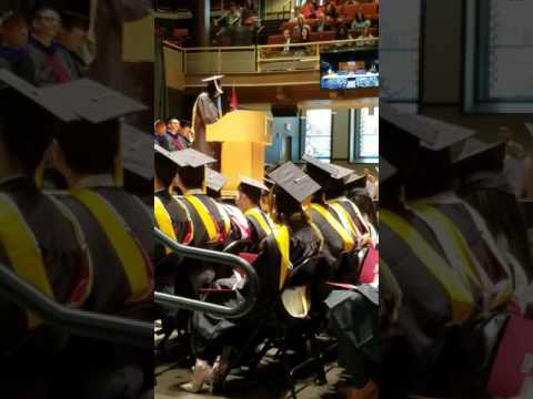 Fox School Of Business  School 0f Sport, Tourism and Hospitality Management Commencement Speech 2017