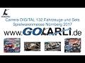 Impressionen der Neuheiten Carrera Digital 132 Spielwarenmesse Nürnberg 2017