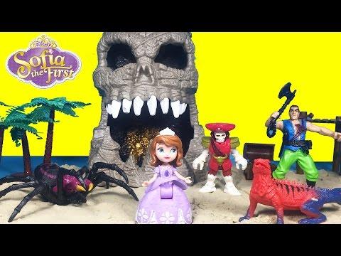 Prenses Sofia 'yı Korsanlar Kaçırıyor |  Süper Oyuncaklar