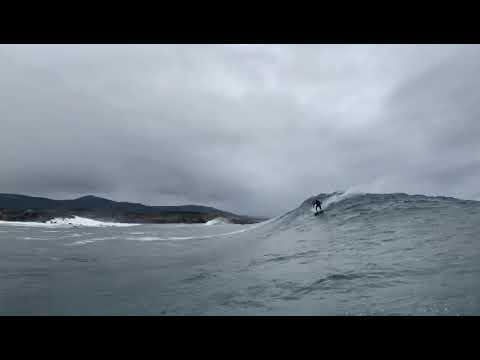 Otoño surfero en Illa Pancha