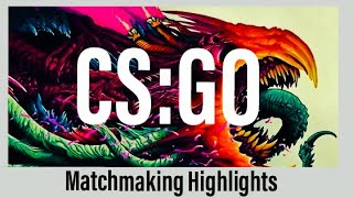 Matchmaking Highlights with funny troll sounds | Mirage | CS:GO