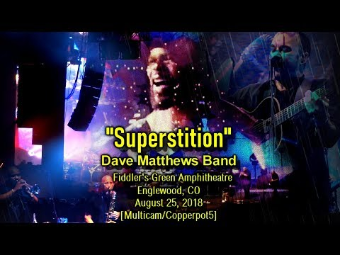 Nudge - Dave Matthews Band covers Superstition