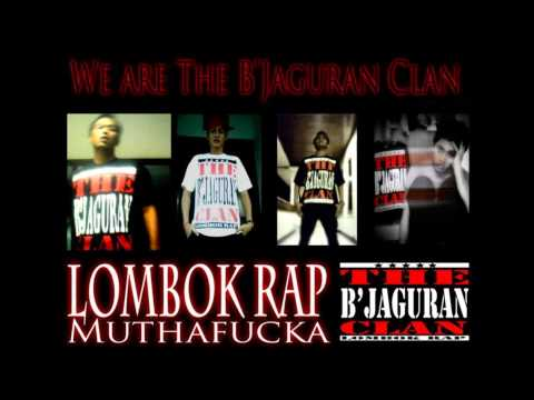 the b'jaguran - be a good listener (rapper lombok)
