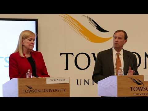 Part 3 - The Testy Exchange. Baltimore County County Executive debate at Towson University 4/11/18