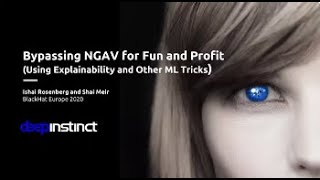 Bypassing NGAV for Fun and Profit
