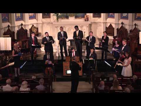 Singet dem Herrn ein neues Lied, BWV 225 | TENET Vocal Artists