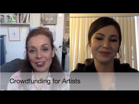 Money for your Art! Crowdfunding with Hatchfund.