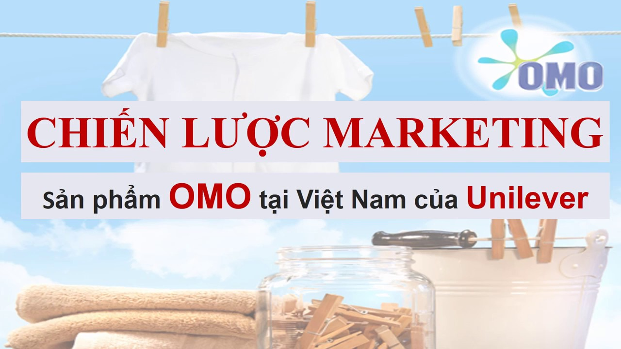 Slide OMO VIETNAM – Chiến lược marketing của OMO Việt Nam