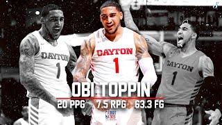 Obi Toppin Dayton 2019-20 Season Montage | 20 PPG 7.5 RPG 63.3 FG%, AP CBB Player Of The Year!