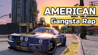 ☠️American Gangsta Rap☠️ Зарубежный Рэп Микс🔝 Как Вам?