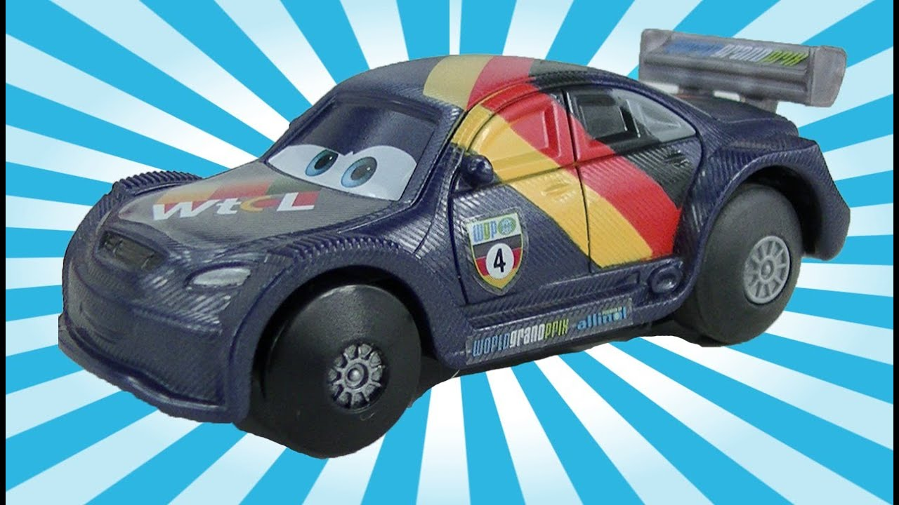 cars 2 max schnell stunt racer